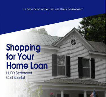HUD-Shopping for Your Home Loan Booklet